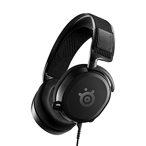 SteelSeries Arctis Prime - Competitive Gaming Headset - High Fidelity Audio Drivers - Multiplatform Compatibility