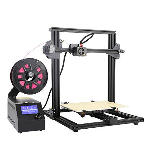 Wotefusi Imprimante 3D Kit Cr-10Mini Bricolage Abs Pla Filament Imprimer Taille