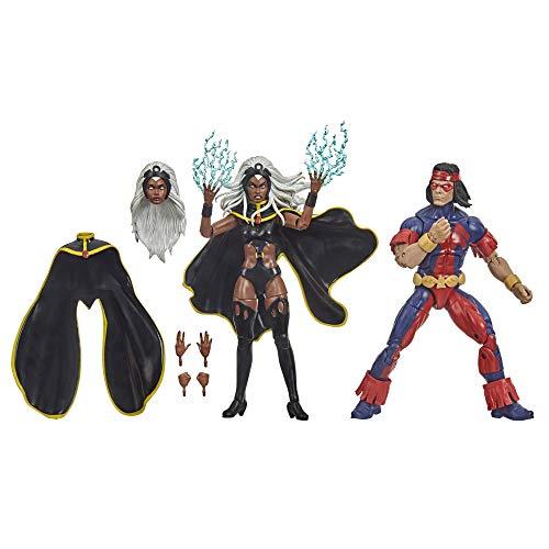 Preisvergleich Produktbild Marvel Hasbro X-Men Series 15 cm große Storm und Marvels Thunderbird Action-Figuren,  ab 4 Jahren