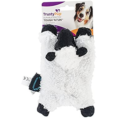 TrustyPup Tough 'n Fun Just for Me Sheep Durable Dog Toy