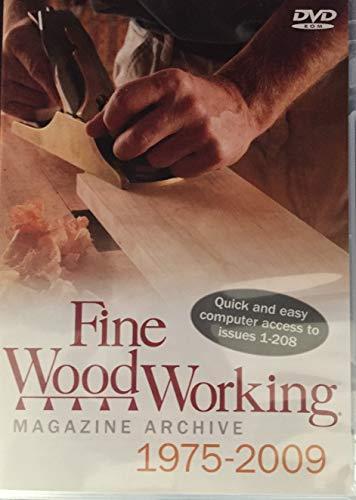 Fine Woodworking Magazine Archive 1975-2009