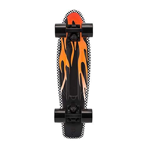 [ ペニー スケートボード ] Penny Skateboards スケボー 22インチ グラフィック PNYCOMP22486 Flame GRAPHICS ミニクルーザー コンプリート ストリート おしゃれ [並行輸入品]