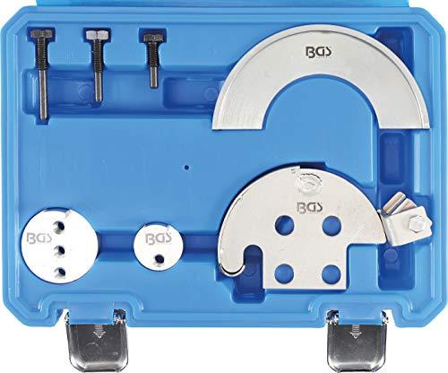 BGS 8301   Keilrippenriemen- und Elastriemen Montagewerkzeug-Satz   7-tlg.