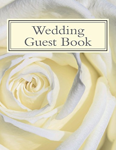 Wedding Guest Book: Wedding Guest Book for Lesbian Couples (Volume 3)