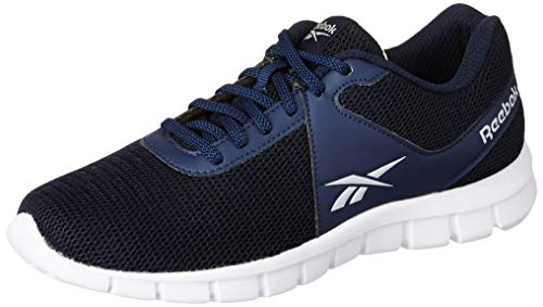 Reebok Men's Ultra Lite Lp Coll Navy/Electric Flash Running Shoes-10 UK (43 EU) (11 US) (FW0367)