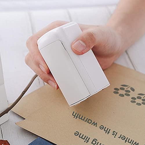 KOSIEJINN Stampante a Getto d'Inchiostro Portatile Mini Stampante Compatibile Con Smartphone Android/IOS Con Inchiostro...