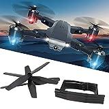 Exquisito Y Duradero Kit De Cuchillas De Helicóptero RC, Piezas De Aviones RC, Mejora El Rendimiento Del Helicóptero RC Para Piezas De Aviones RC FQ35