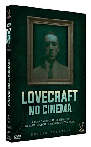 Lovecraft No Cinema – Edição Especial - 2 Discos [DVD]