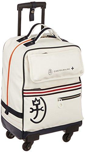 [カステルバジャック] スーツケース パンセ 59312 20L 42 cm 2.5kg ホワイト