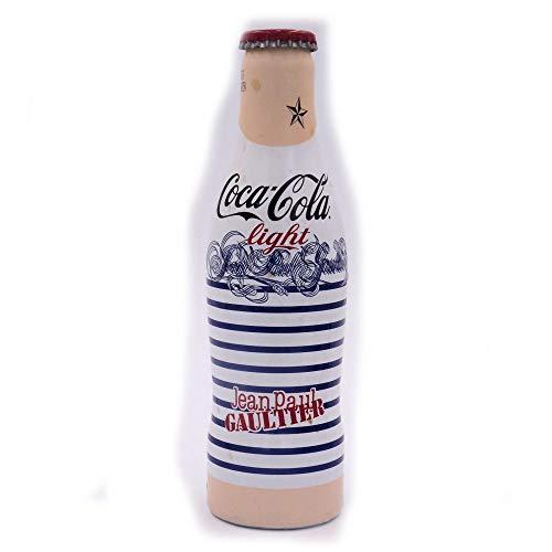 Coca-Cola Light - Jean-Paul Gaultier Day (marinière) - Bouteille collector