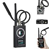 Detector multifunción K18 antiespía, cámara GSM Audio Buscador de errores Lente de señal GPS Rastreador de RF Detectar productos inalámbricos