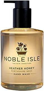 Noble Isle Heather Honey Perthshire Bees Hand Wash 250ml (Pack of 6) - 高貴な島杢蜂蜜パースシャー蜂のハンドウォッシュ250ミリリットル x6 [並行輸入品]