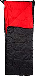 Good quality sleeping bag Designed for easy handling Can be zipped together to form double sleeping bag Convenient for camping, hiking, festivals