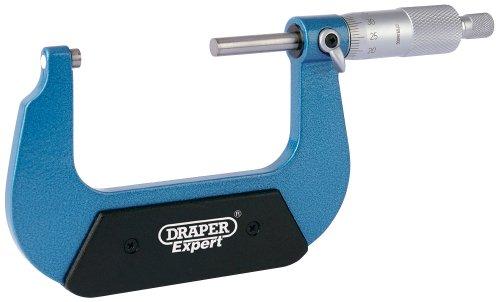 Draper 46603 - Micrómetro (0-25mm)