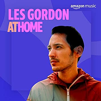 Les Gordon At Home