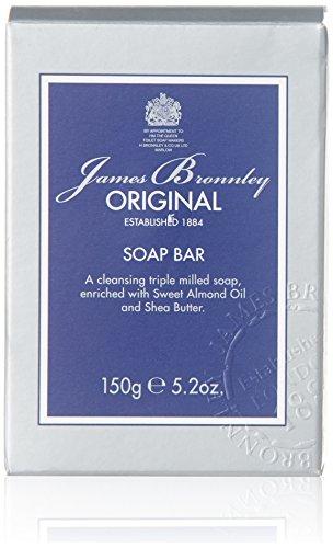 James Bronnley Original Soap Bar, 150g