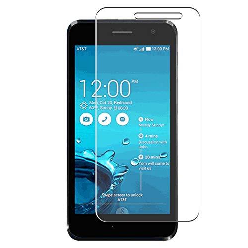Vaxson 4 Stück Schutzfolie, kompatibel mit ASUS Padfone X MINI Phone, Bildschirmschutzfolie TPU Folie Displayschutz [nicht Panzerglas Hülle Hülle ]