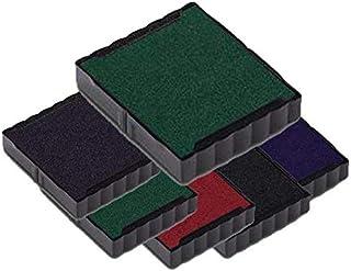 Cassette d'Encrage 6/4924 Encre Pour Tampon Encreur Trodat Printy 4924-5 couleurs disponibles (6/4924D - Vert)
