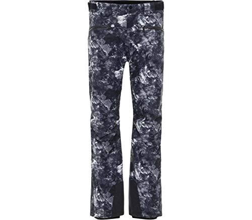 J.Lindeberg Truuli Print JL 2L Hommes Pantalon Ski Gris M