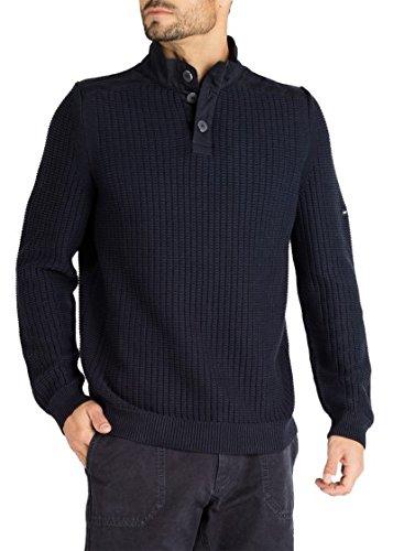 Saint James herenpullover Navy - maritiem pullover maat M, Gr.L, Gr.XL, Gr.XXL, Gr.XXXL