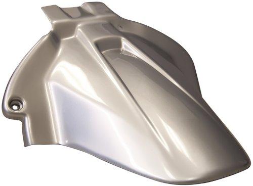Yana Shiki HUGSCBR6000708DSM Digital Silver Metallic ABS Plastic Rear Tire Hugger for Honda CBR 600RR