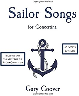 Sailor Songs for Concertina