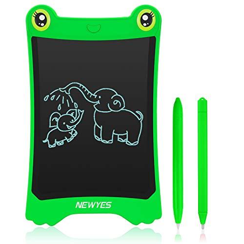 Preisvergleich Produktbild NEWYES LCD Kinder Tablet Zeichentafel Frog Pad - 8