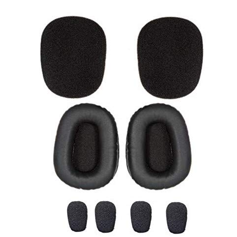 Blueparrott b450-xt Kissen Kit–inkl. Schaumstoff- und-Ersatz earcushions, Bonus Schaumstoff Windschutzscheibe, vxi-204019-b