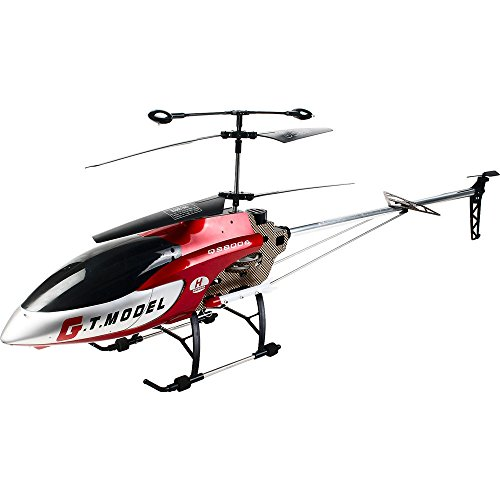 New 53 Inch Extra Large GT QS8006-2 Speed 3.5 Ch RC Helicopter Builtin Gyro by Dressffe