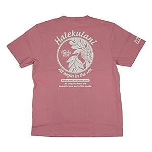 ALOHA MADE アロハメイド メンズ 半袖 Tシャツ (メンズ D.ピンク) 202MA1ST051PK フララニ サーフブランド ハワイアン 雑貨 (M)