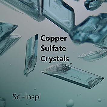 Copper Sulfate Crystals