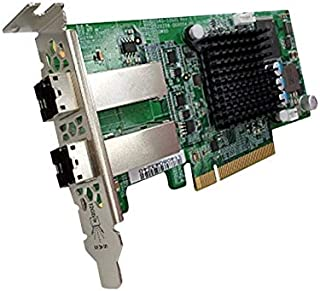 QNAP SAS-12G2E-U, Dual-Wide-Port Storage Expansion Card, SAS 12GBPS.