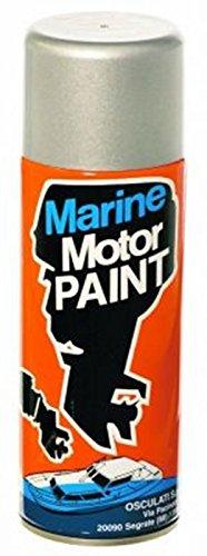 Marine Motor Paint Antifoulingspray Volvo Penta grau 400ml
