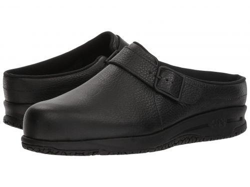 SAS(サス) レディース 女性用 シューズ 靴 クロッグ ミュール Clog-Slip Resistant – Black 10.5 N – Narrow (AA) [並行輸入品]