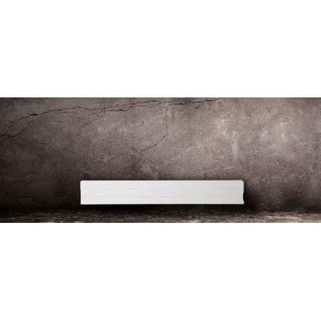 LVI - RADIATEUR FLUIDE LVI YALI RAMO PLINTHE - LVI-YALI-RAMO-PLINTHE - Blanc, Plinthe, 500 W, 300 x 500 x 113 mm, 756,8