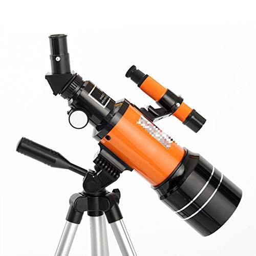 NOBRAND HD Profesional Al Aire Libre Telescopio Astronómico Visión Nocturna Espacio Profundo Estrella Vista Luna Vista Monocular Telescopio
