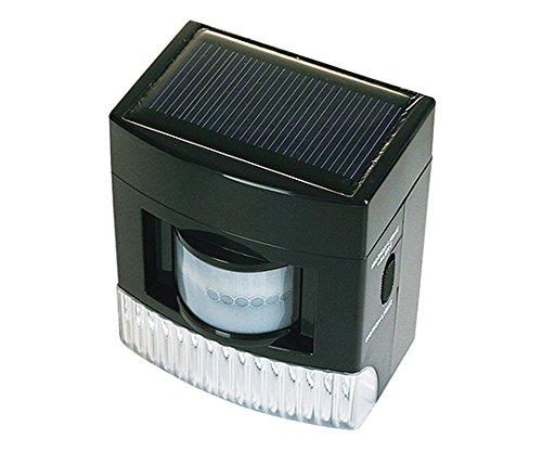アズワン ソーラー式LED音声センサーライト PGS-032R/7-3675-01