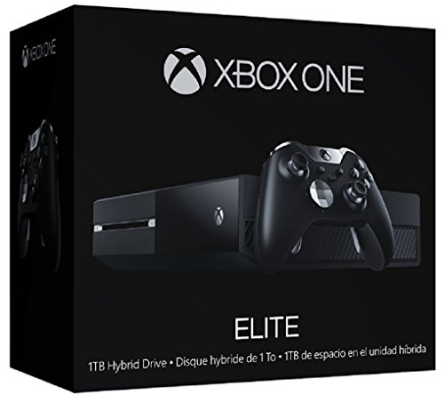 Xbox One 1TB Elite Console Bundle(Discontinued)