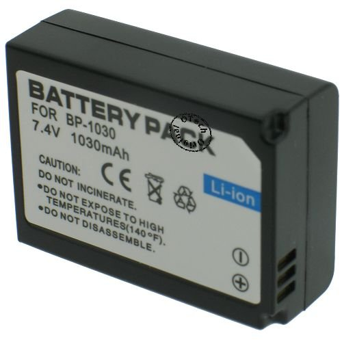 Otech Batteria Compatibile per Samsung NX2000