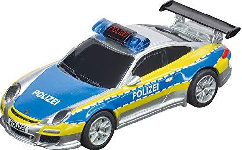 Carrera 64174 Porsche 911 Polizei 1:43 Scale Analog Slot Car Racing Vehicle for Carrera GO!!! Slot Car Race Tracks
