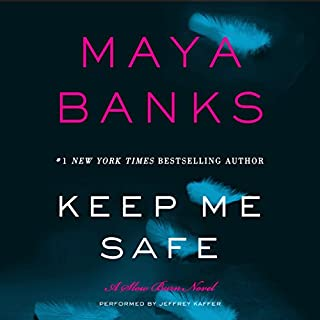 Keep Me Safe audiobook cover art
