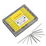Ximkee 170 Pcs 21-30mm Watch Band Spring Bars Strap Link Pins Wactchmaker Tool