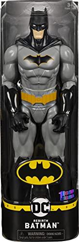 Batman 30cm BATMAN Grey Rebirth-Actionfigur