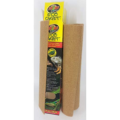 Zoo Med Eco Carpet Reptile Terrarium Liner Review