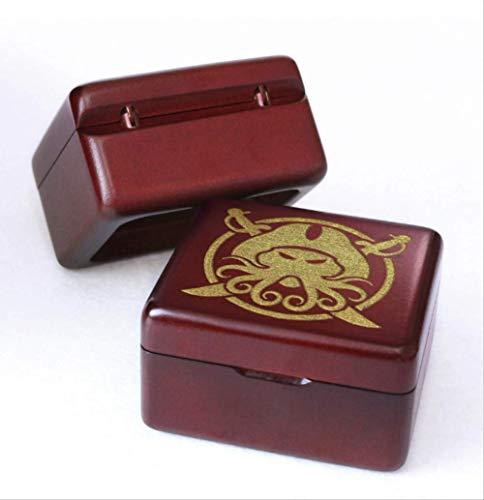 Spieluhr Handgefertigt Aus Holz Davy JonesGeburtstagsgeschenk Für Weihnachten Valentinstag Besondere Geschenke Für Liebhaber, Kinder