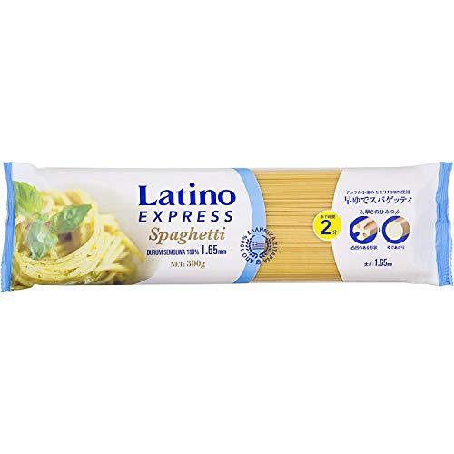 ラティーノエクスプレス 早ゆでスパゲッティ 300g ×12個