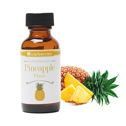 LorAnn Pineapple SS Flavor, 1 ounce bottle