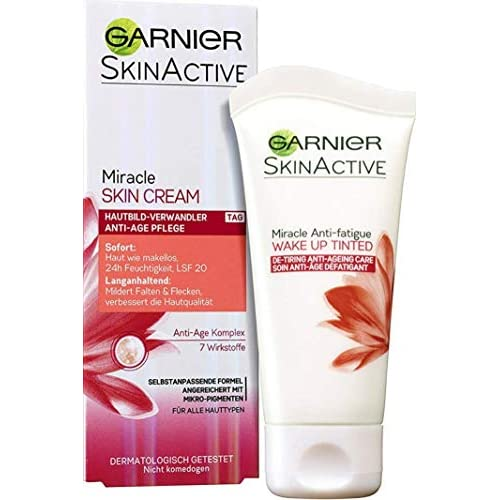Garnier Miracle Skin Cream Day Pack of 1x 50 ml