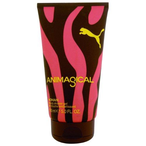 Puma Animagical Woman Shower Gel 150ml, 1er Pack (1 x 150 ml)
