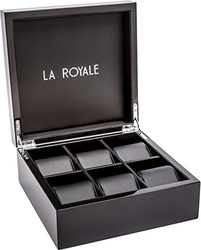 LA ROYALE FELICE Relojes Caja